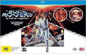 Buck Rogers in the 25th Century: The Complete Series (All Region)