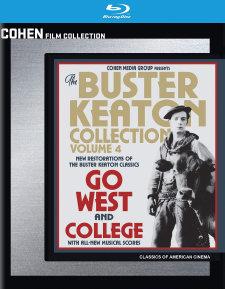 Buster Keaton Collection: Volume 4 (Blu-ray Review)
