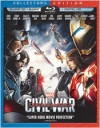 Captain America: Civil War – Collector's Edition (Blu-ray 3D Review)