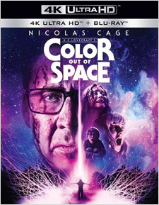 Color Out of Space (4K UHD Review)