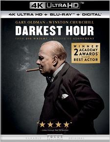 Darkest Hour (4K UHD Review)