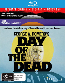 Day of the Dead: Ultimate Edition (Blu-ray Review)