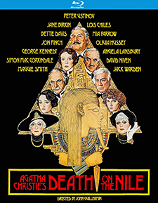 Death on the Nile (1978) (Blu-ray Review)