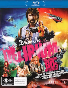 Drive-In Delirium: Maximum '80s Overdrive (Blu-ray Review)