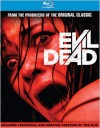 Evil Dead: Theatrical & Unrated (2013) (Blu-ray Review)