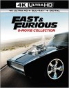 Fast & Furious: 8-Movie Collection (4K UHD Review)