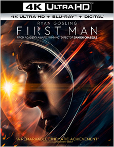 First Man (4K UHD Review)