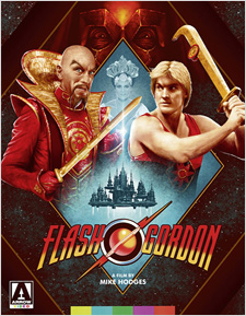 Flash Gordon (1980): Limited Edition (4K UHD Review)