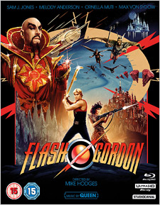 Flash Gordon: 40th Anniversary Collector's Edition (UK 4K UHD Review)