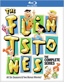 Flintstones, The: The Complete Series (Blu-ray Review)