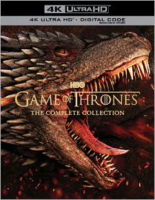 Game of Thrones: The Complete Collection (4K UHD Review)