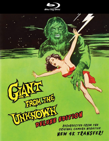 Giant from the Unknown (Blu-ray Review)
