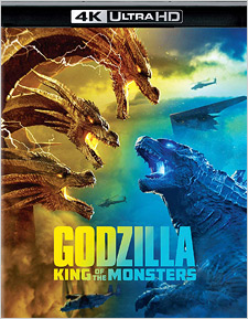 Godzilla: King of the Monsters (4K UHD Review)