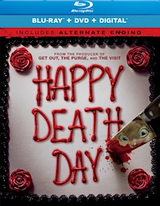Happy Death Day (Blu-ray Review)
