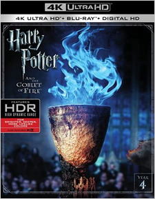 Harry Potter and the Goblet of Fire (4K UHD Review)