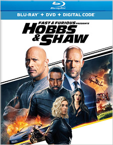 Fast & Furious Presents: Hobbs & Shaw (Blu-ray Review)