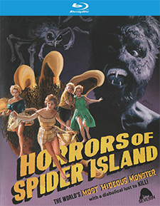 Horrors of Spider Island (Blu-ray Review)