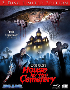 House by the Cemetery, The: Limited Edition (Blu-ray Review)