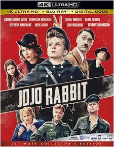 Jojo Rabbit (4K UHD Review)