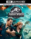 Jurassic World: Fallen Kingdom (4K UHD Review)