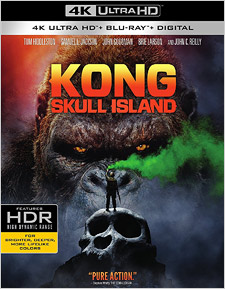 Kong: Skull Island (4K UHD Review)