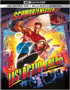 Last Action Hero (Steelbook) (4K UHD Review)