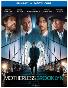 Motherless Brooklyn (Blu-ray Review)