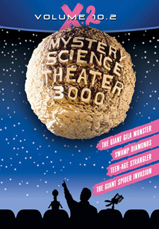 Mystery Science Theater 3000: Volume X.2 (DVD Review)