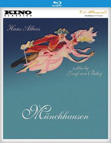 Munchhausen (1943) (Blu-ray Review)