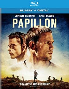 Papillon (2017) (Blu-ray Review)