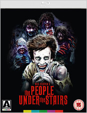 People Under the Stairs, The (Region B)