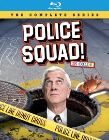 Police Squad! The Complete Series (Blu-ray Review)