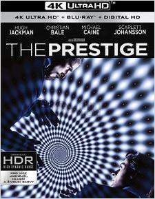 Prestige, The (4K UHD Review)