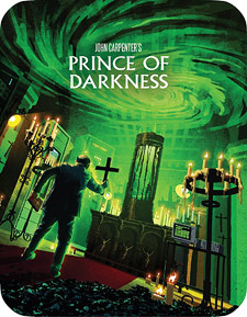Prince of Darkness: Limited Edition Steelbook (Blu-ray Review)