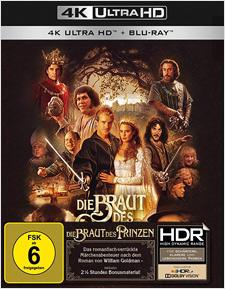 Princess Bride, The (German Import) (4K UHD Review)