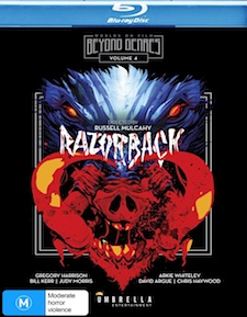 Razorback (Blu-ray Review)