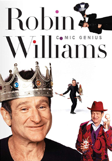 Robin Williams: Comic Genius (5-Disc Set) (DVD Review)