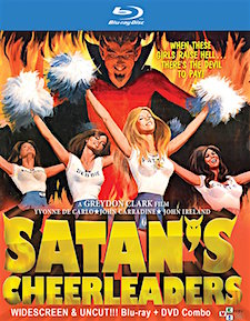 Satan's Cheerleaders (Blu-ray Review)