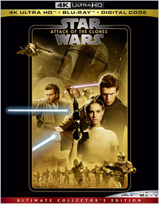 Star Wars: Attack of the Clones (4K UHD Review)
