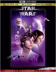 Star Wars: A New Hope (4K UHD Review)
