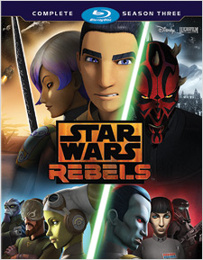 Star Wars: Rebels – Complete Season Three (Blu-ray Review)