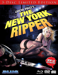 New York Ripper, The: Limited Edition (Blu-ray Review)