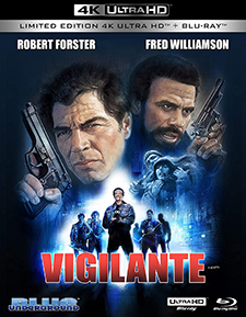 Vigilante (4K UHD Review)
