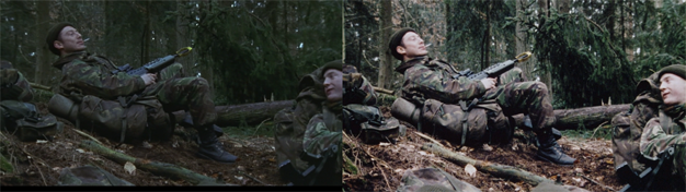 Dog Soldiers BD Comparison Small 003