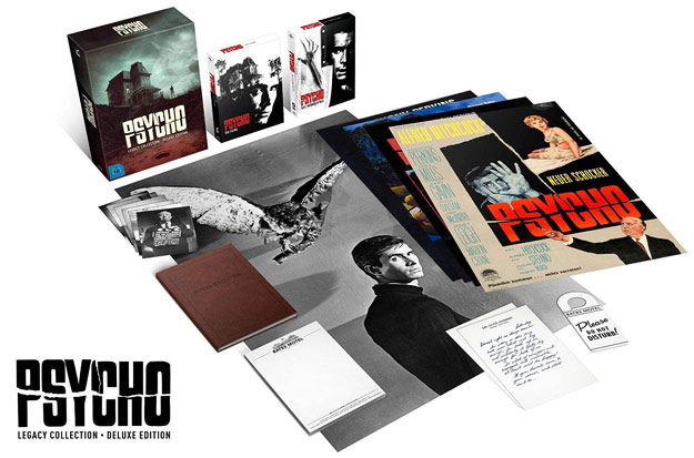 Psycho Legacy Collection: Deluxe Edition