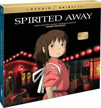 Spirited Away: Limited Edition (Blu-ray Disc)