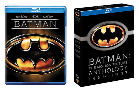 Batman (Blu-ray Discs)