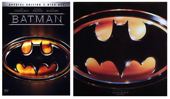 Batman (DVD & LaserDisc)
