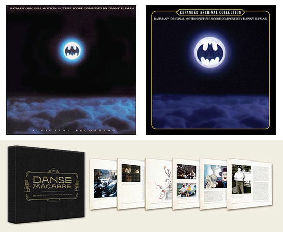 Danny Elfman & Batman soundtracks