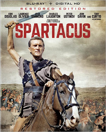 Spartacus: Restored Edition (Blu-ray Disc)
